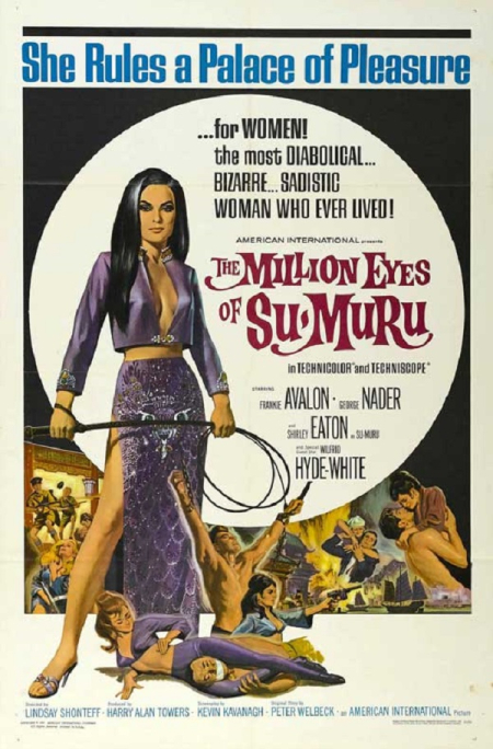 The Million Eyes Of Sumaru 1967 b