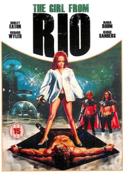 The girl from rio 1969 d
