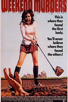 The weekend murders 1970 c