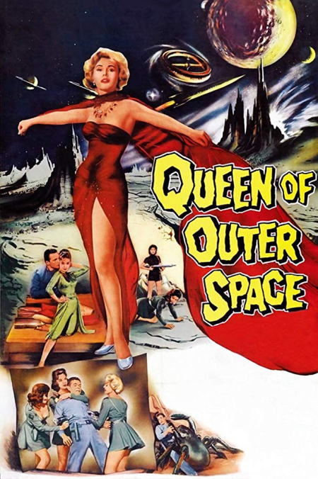 Queen of outer space 1958 a