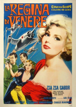 Queen of outer space 1958 i