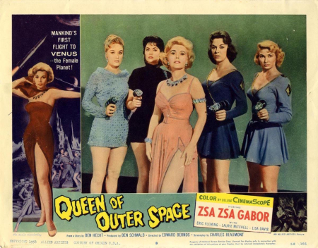 Queen of outer space 1958 g