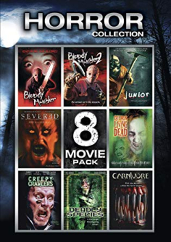 Horror collection dvd set
