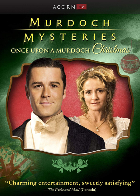Murdoch mysteries Once Upon A Murdoch Christmas
