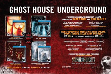 Ghost house underground promo