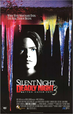 Silent Night  Deadly Night 3 Better Watch Out 1989