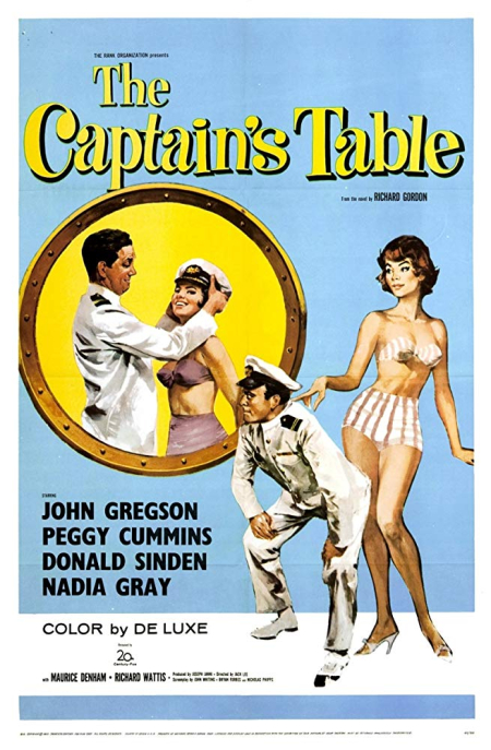 The captain's table 1959