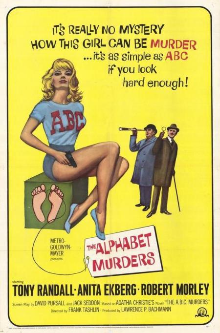 The alphabet murders 1965