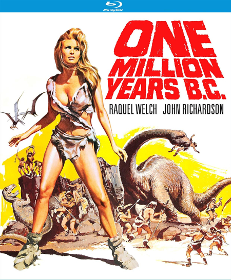 One million years BC 1966