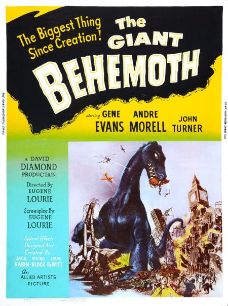 The Giant Behemoth b