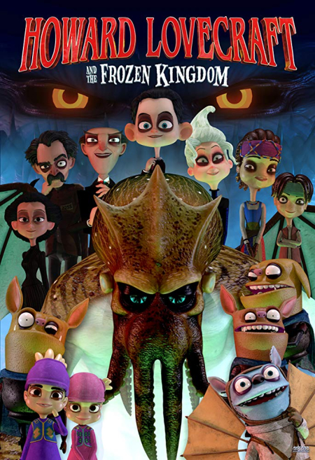Howard Lovecraft And The Frozen Kingdom 2016