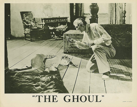 The ghoul 1933 c