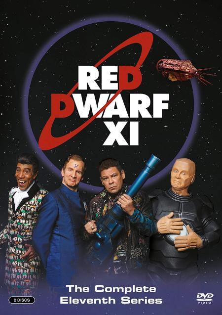 Red dwarf 11