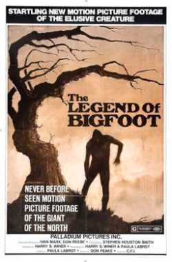 The Legend Of Bigfoot 1975 b