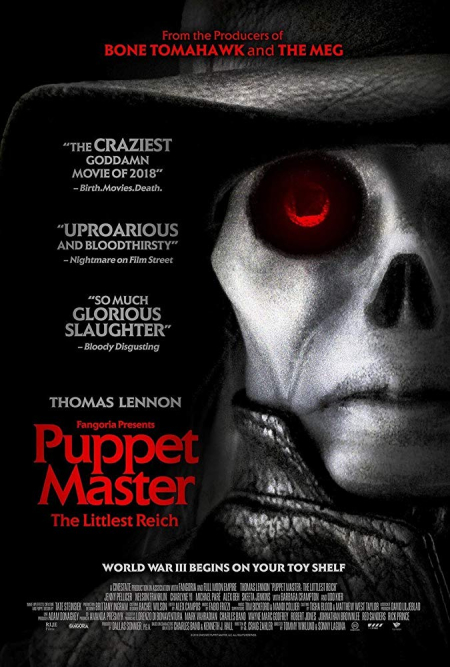 Puppet Master The Last Reich 2018 a