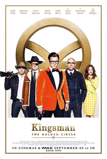 Kingsman The Golden Circle 2017