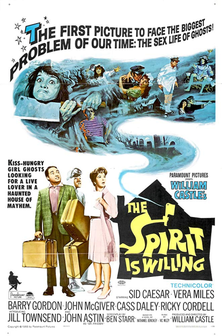 The Spirit Is Willing 1966 a