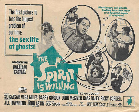 The Spirit Is Willing 1966 b