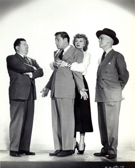 Miss grant takes richmond 1949 b