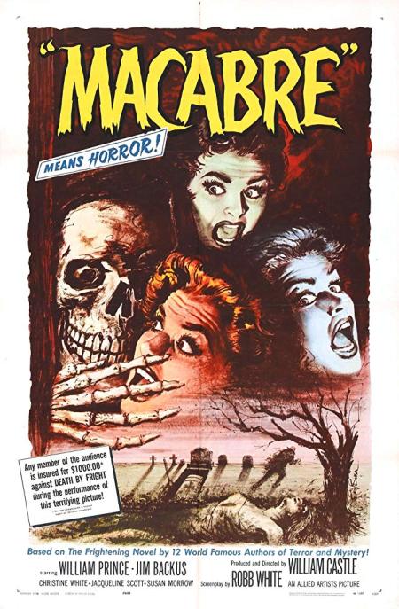 Macabre 1958 a