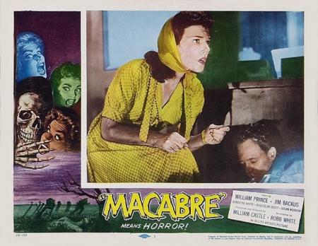 Macabre 1958 e