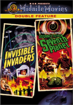 Invisible invaders journey 7th planet dvd
