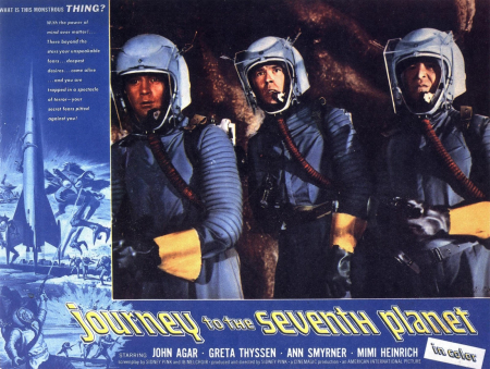 Journey To The Seventh Planet 1962 1
