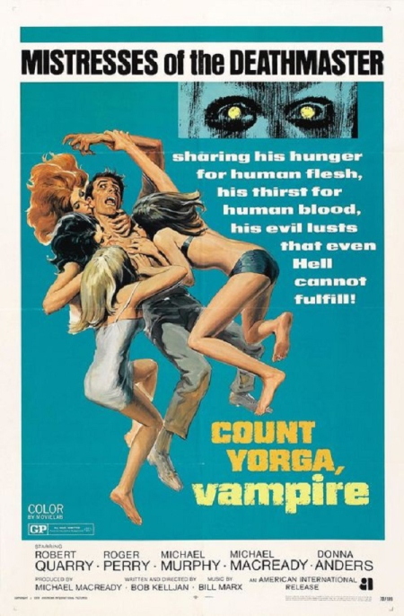 Count Yorga Vampire 1970 a