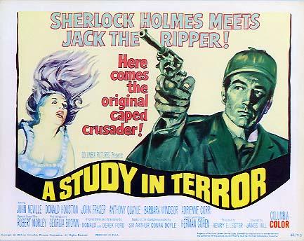 A Study In Terror 1965 e