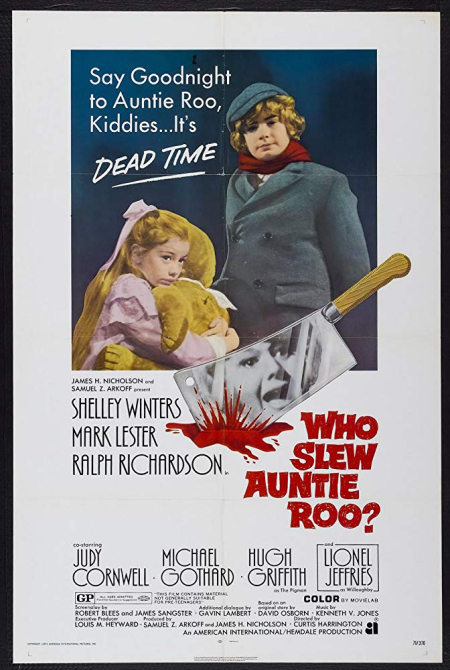 Who Slew Auntie Roo 1972 a