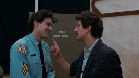 Return To Horror High 1987 a