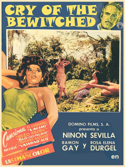 Yamboa - Cry of the Bewitched 1957 a