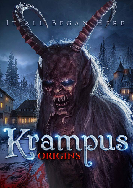 Krampus origins 2018