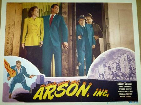Arson inc 1949 a