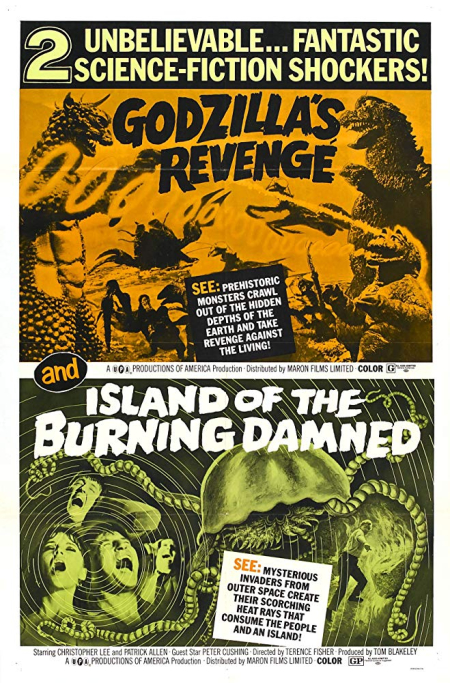 Island Of The Burning Damned 1967 a