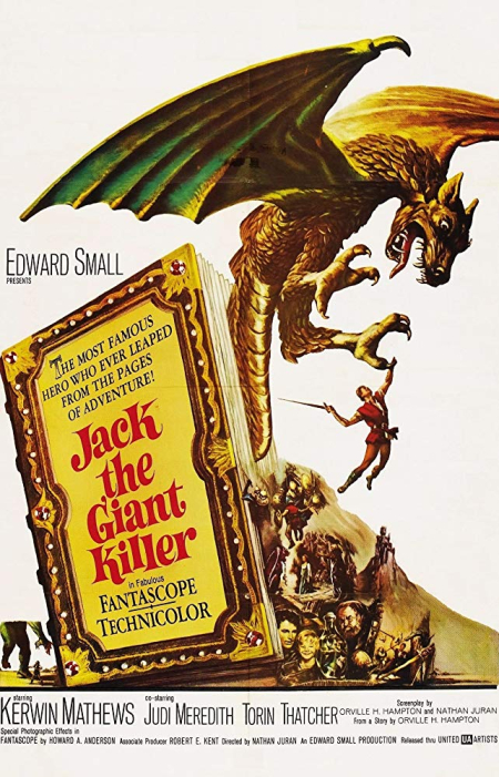Jack The Giant Killer 1962 a