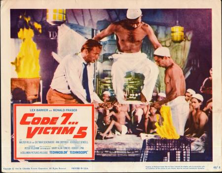 Code 7  Victim 5 d