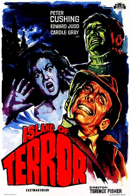 Island of terror 1966