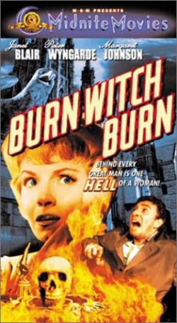 Burn  Witch  Burn 1962 e