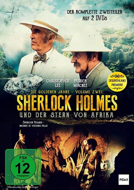 Sherlock Holmes Incident at Victoria Falls 1992