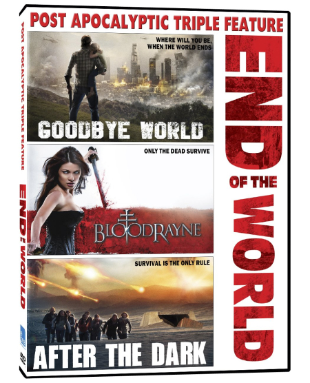 End of the world dvd set