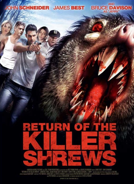The return of hte killer shrews 2012