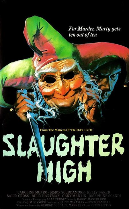 Slaughter High 1986 d