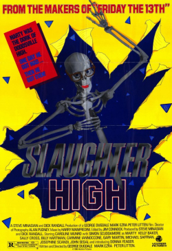 Slaughter High 1986 a
