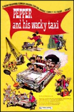 Wacky taxi 1972