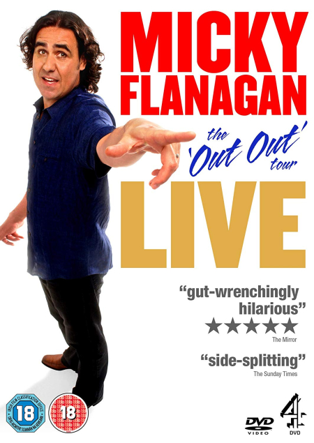 Micky Flanagan Out OUt Tour Live 2011