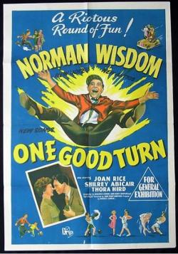One Good Turn 1955 b