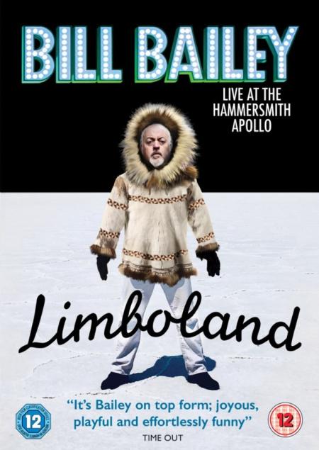 Bill bailey limboland 2018