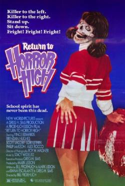 Return To Horror High 1987 b