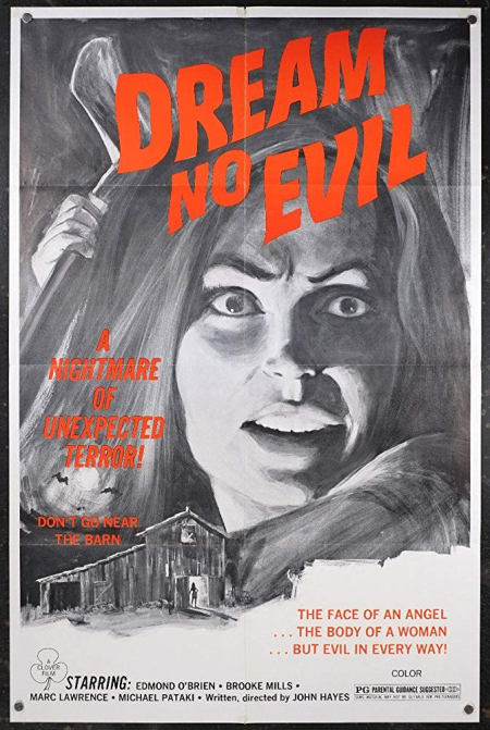 Dream No Evil 1973 a